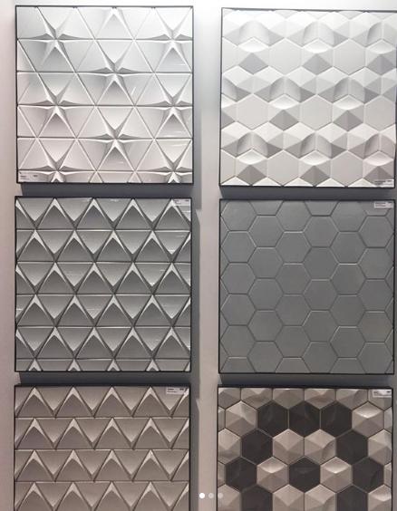 Dimensional Tiles
