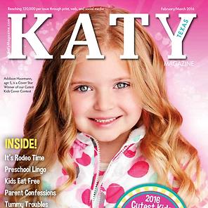 Katy Magazine - February/March 2016