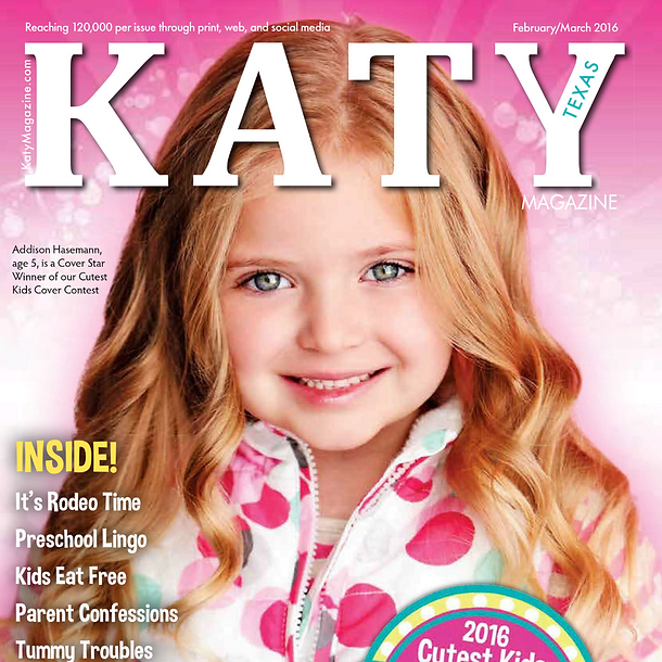 Katy Magazine - February/March 2016