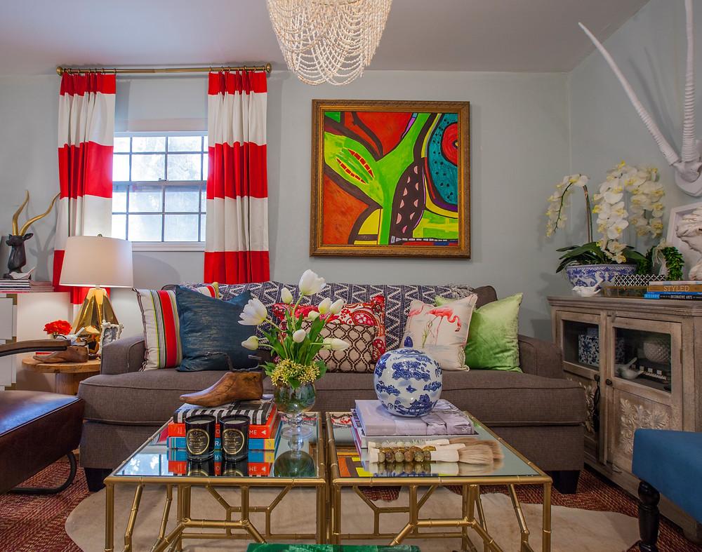 Casa Vilora Interiors Small Apartment Living