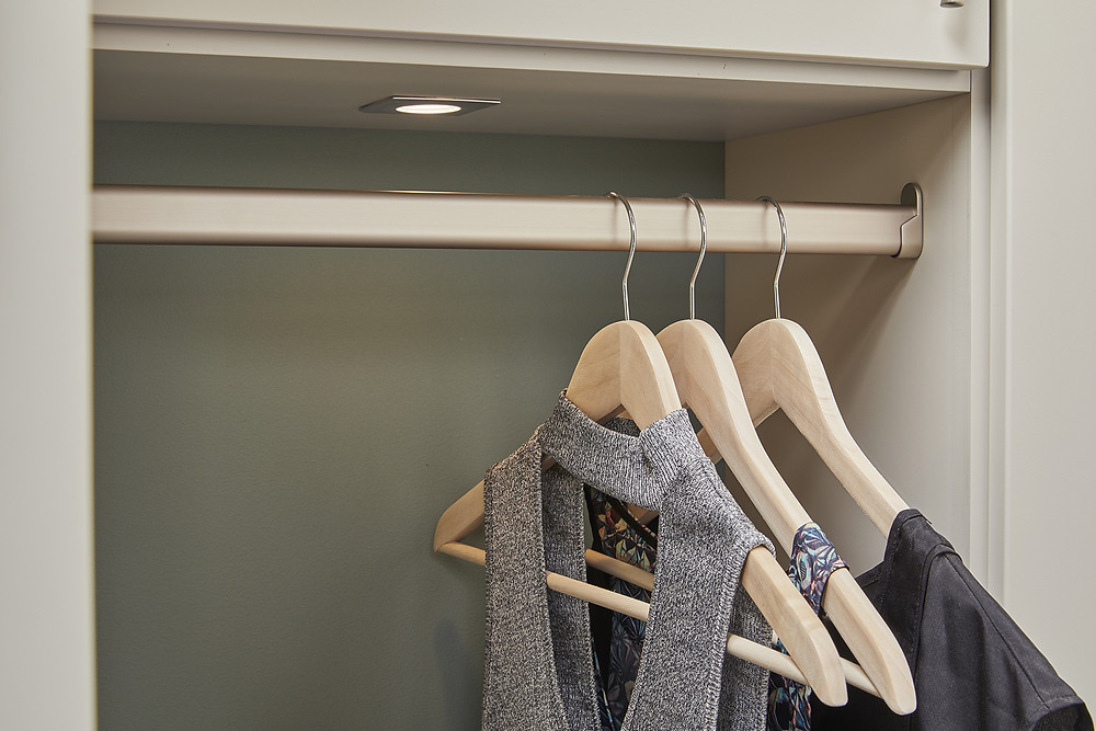 Wellborn Cabinetry Clothes Rack
