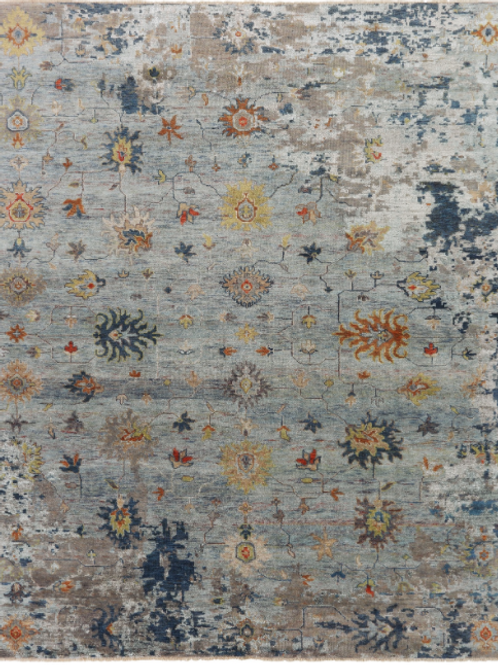 Capri Hand Knotted Rug