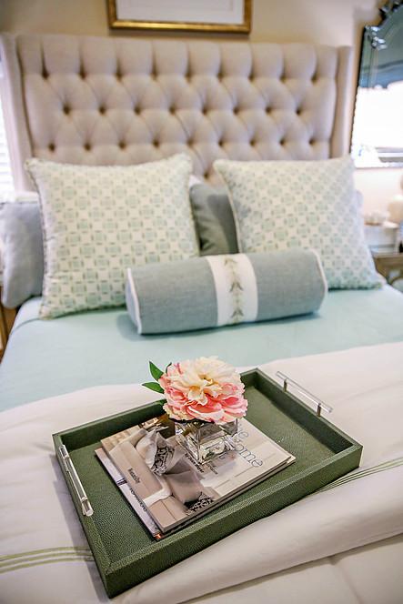 Katy Interior Designer, Guest Bedroom