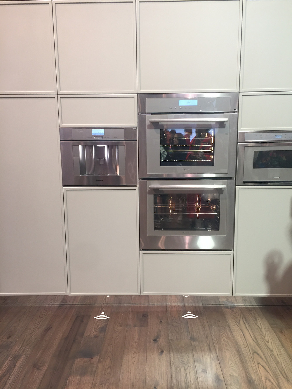 Thermador Integrated Appliances
