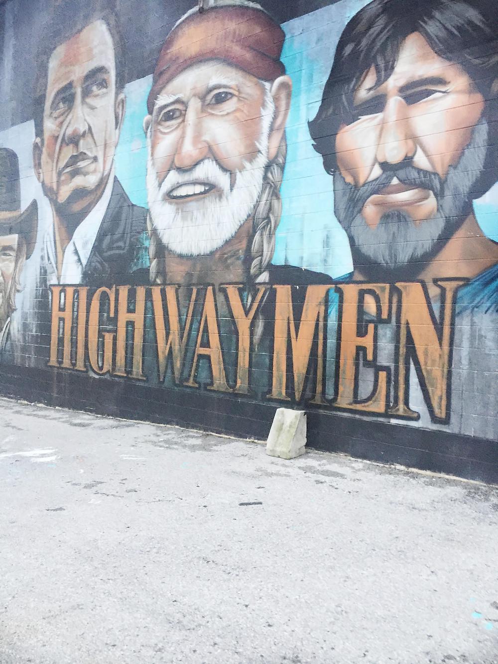 A Mural In Nashville