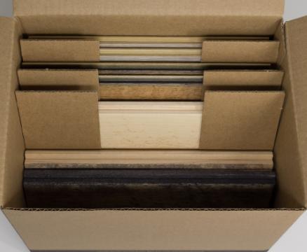 Revel Woods Sample Box