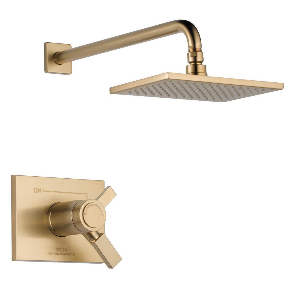 Delta Vero shower faucet