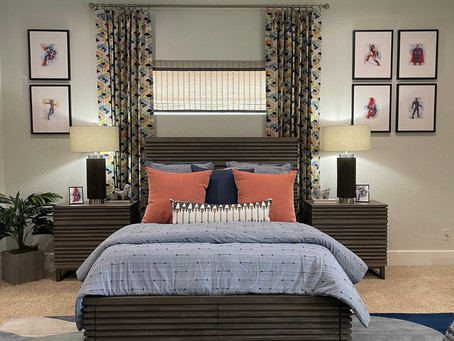 Friday Five Roundup: 5 Tips For Designing A Pre-Teen Boy's Bedroom