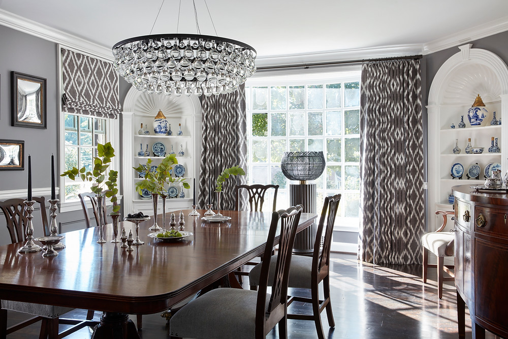 Dining Room - Storied Interiors by Patrick Sutton