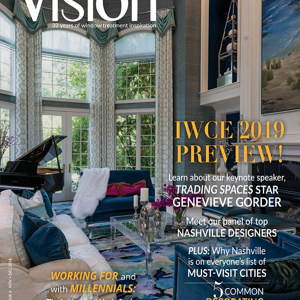 Window Fashion Vision Magazine