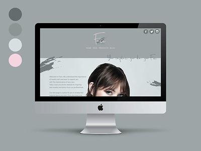 Face Website