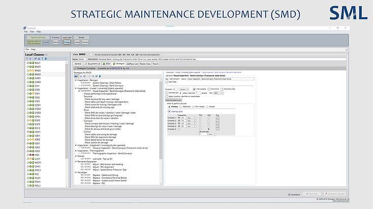 45.Strategic Maintenance Development (SM