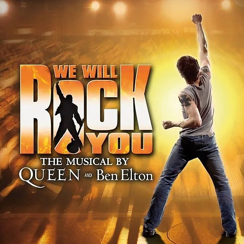 COSTUME - We Will Rock You