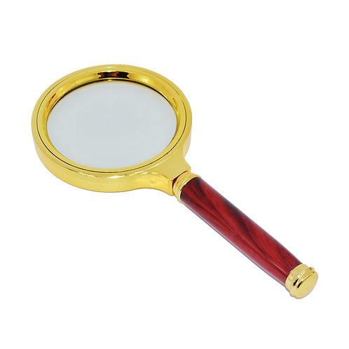 Gold Rimmed Magnifier