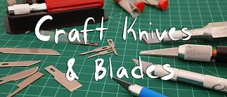 CRAFT KNIVES & BLADES