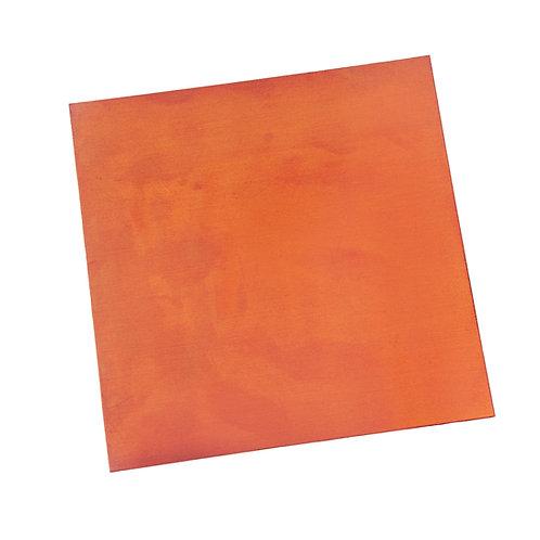 "12"" x 12"" Copper Sheet"