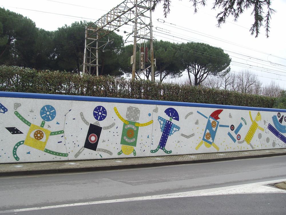 Muro di BAJ