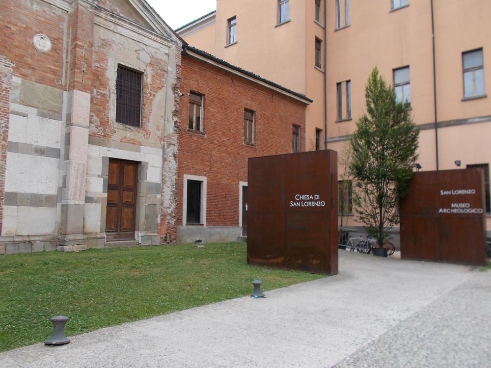 Museo archeologico san lorenzo