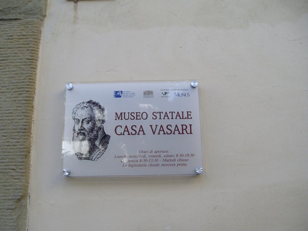 Casa Giorgio Vasari