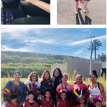 "OCCTAC Students at the 8th Annual Arts OC ""Dia Del Niño"" Celebration"