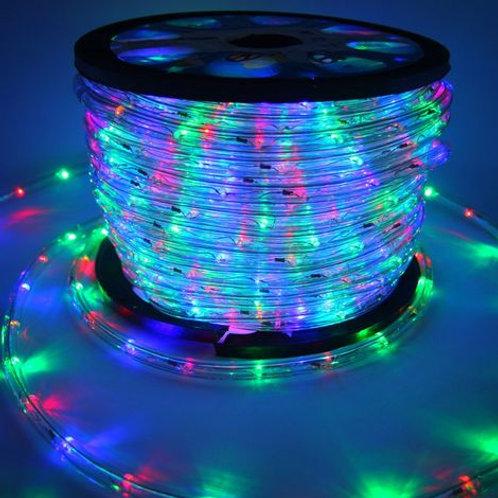 Guirlande Tube RGB / mètre