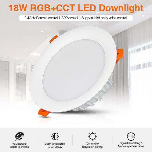 FUT065 Dalle MI.LIGHT RGB+CCT 18W