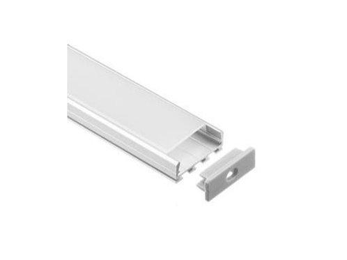070 Profil Aluminium à suspendre (26*10mm)