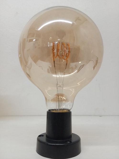 Ampoule Vintage 'Sphérique flower' 4W 2200K