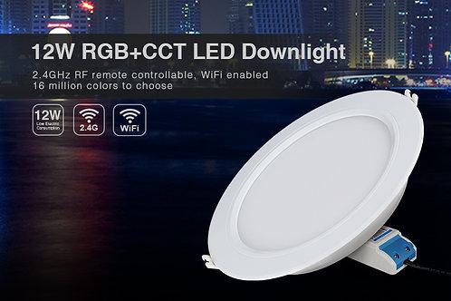 FUT066 Dalle MI.LIGHT RGB+CCT 12W IP20