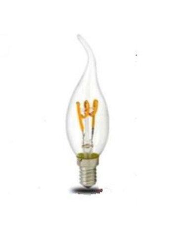 Ampoule Vintage 'Coup de vent' 3W 2200K