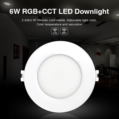 Dalle MI.LIGHT RGB+CCT 6W IP20 Fut068