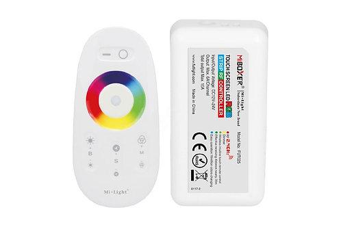 KIT Télécommande + contrôleur RGB FUT025