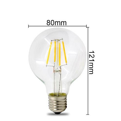 Ampoule Vintage E27 4W 118mm