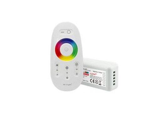 KIT Télécommande + contrôleur RGBW FUT027