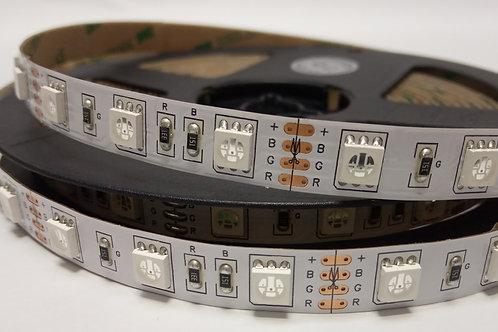 Ruban Led 5050 RGB - 12V - 14.4W - IP20
