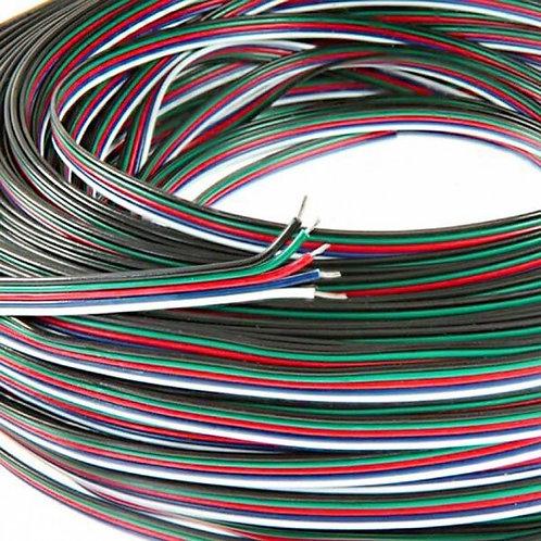 Câble électrique 5 brins