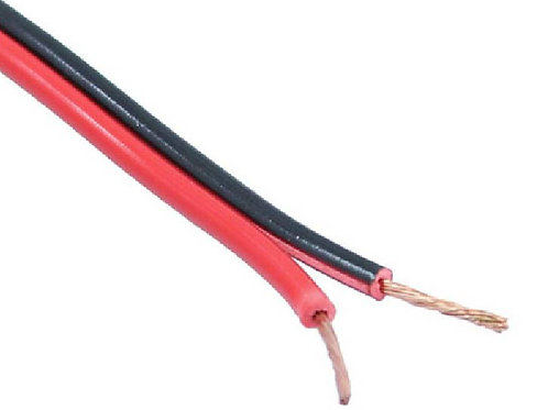 Câble électrique 2 brins