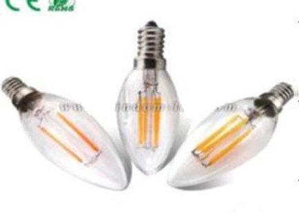 Ampoule Vintage 'Flamme' 2W 2200K