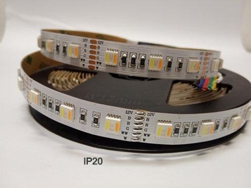 Ruban Led 5050 - 16.8W RGB+CCT
