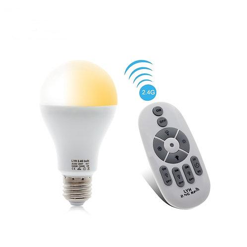 Ampoule E27 12W CCT