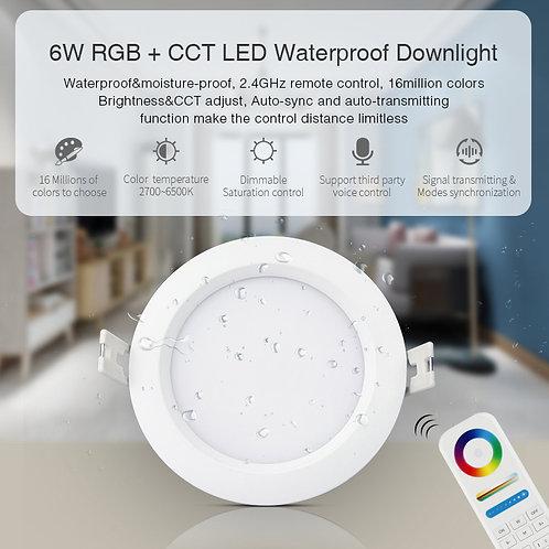 Dalle MI.LIGHT RGB+CCT 6W IP54 Fut063