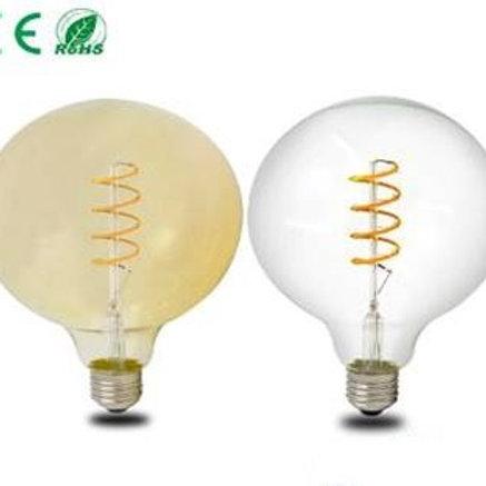Ampoule Vintage 'Sphérique' 4W 2200K