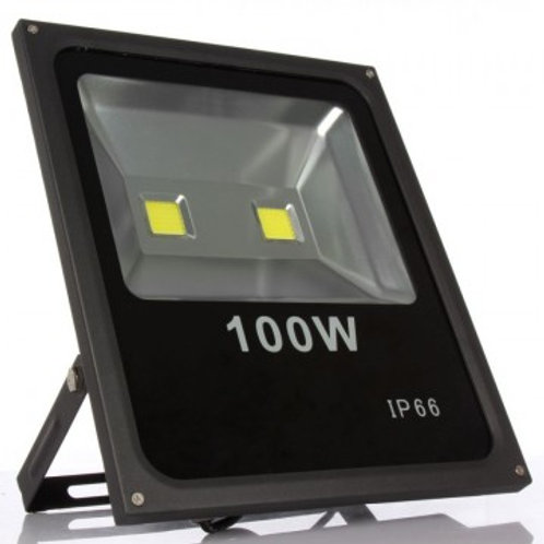 Projecteur plat 100W IP65