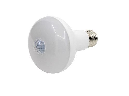 Ampoule E27 220V 9W avec détecteur