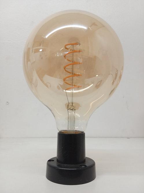 Ampoule Vintage 'Sphérique fish' 4W 2200K