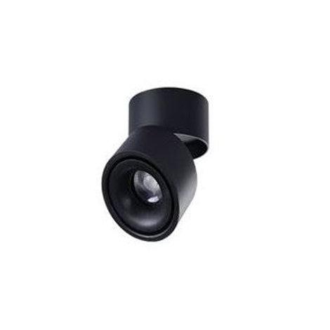 Spot surface orientable 12W noir