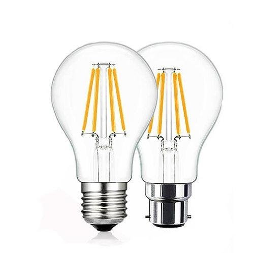 Ampoule Vintage E27 6W 2200K