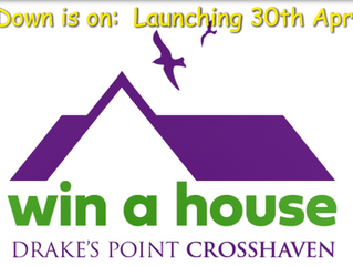 Club Fundraiser! Win a house in Crosshaven!