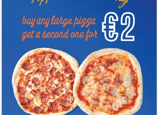 Centra very kindly offered to do this offer for our club next Wednesday, Thursday and Friday.