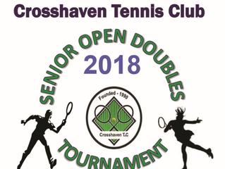 Crosshaven Senior Open Doubles 2018